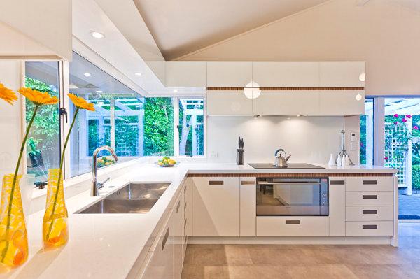 Бесподобный дизайн интерьера кухни