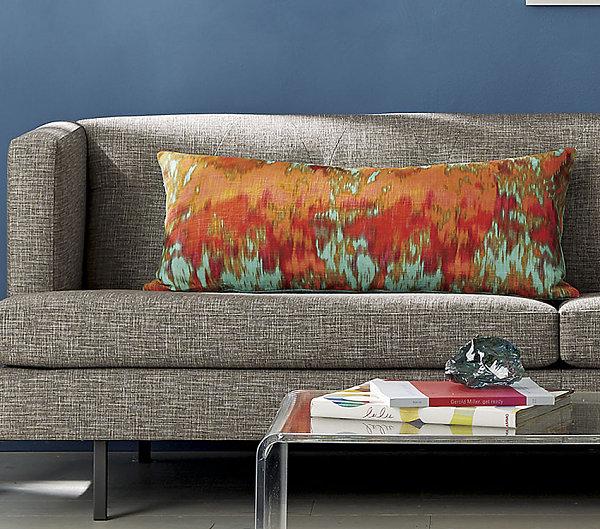 Подушки в дизайне интерьера