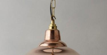 Классическая лампа в интерьере