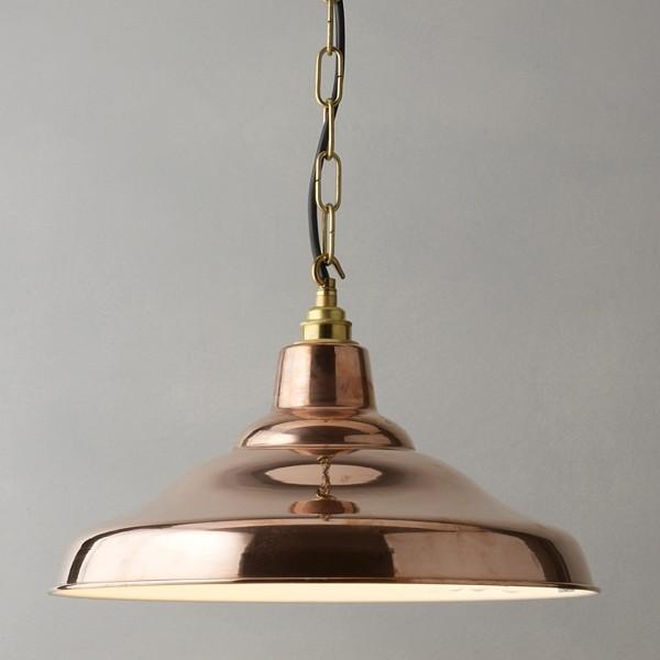 Красивая подвесная лампа
