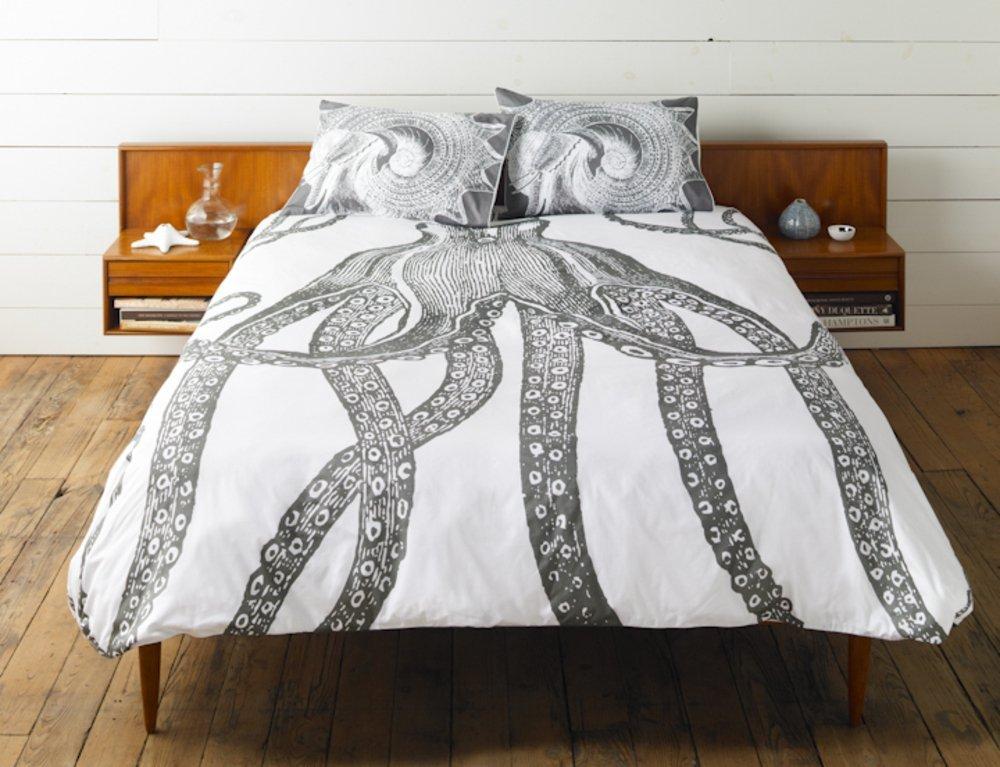 Постельное белье с рисунком осменога
