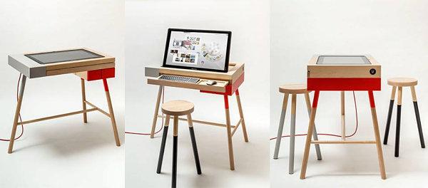 Столик для компьютера и планшета