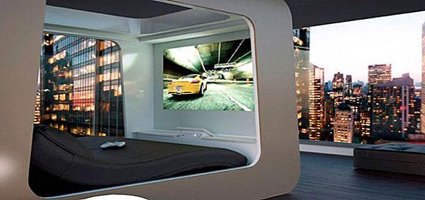 Кровать будущего