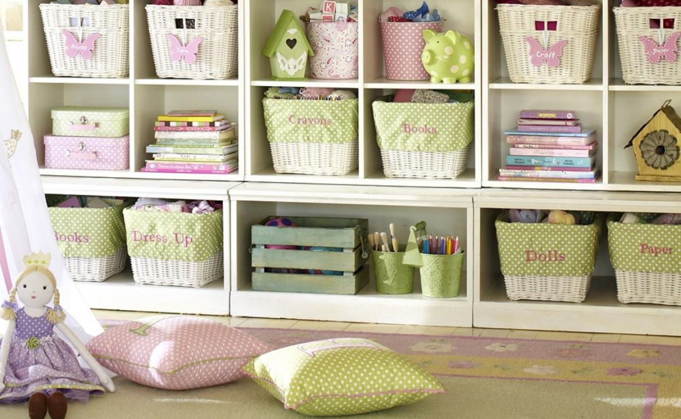 40 способів організувати порядок у будинку