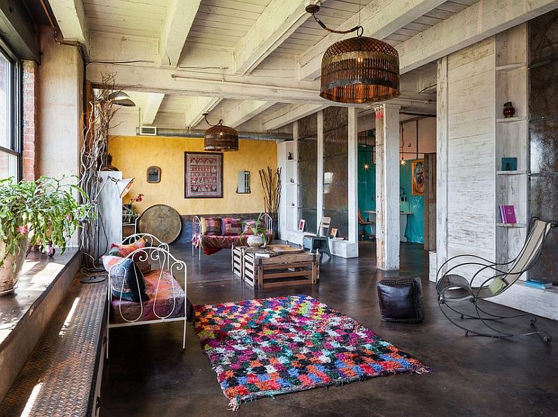 Современные тенденции мира дизайна - дизайн интерьера помещения