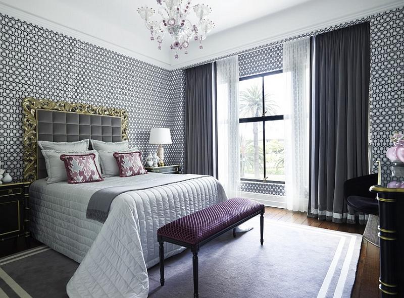 Современные тенденции мира дизайна - интерьер спальни