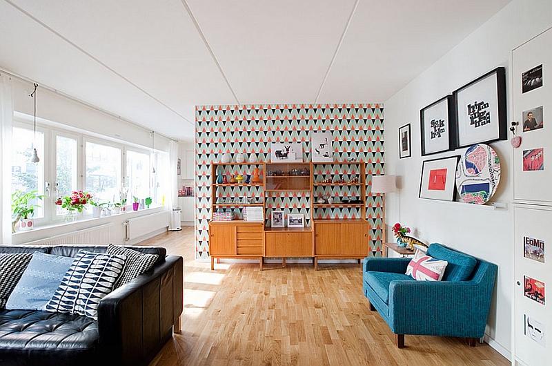 Современные тенденции мира дизайна - интерьер гостиной