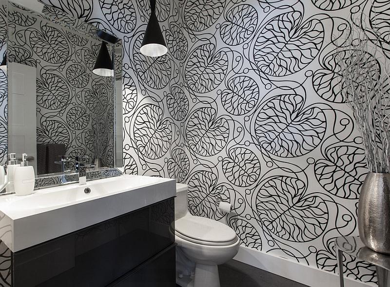 Современные тенденции мира дизайна - интерьер ванной комнаты