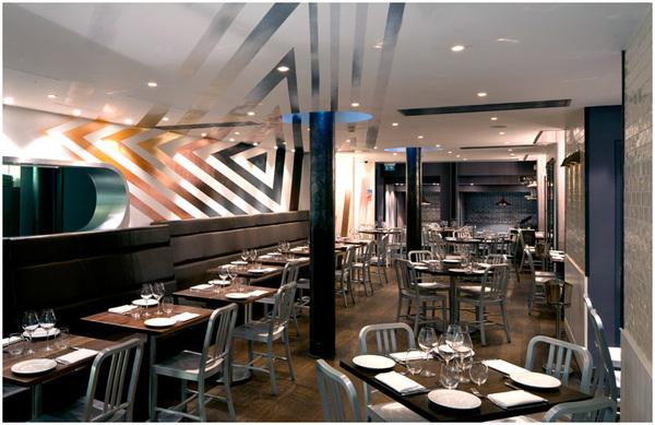 Jamies Olivers ресторан Fifteen