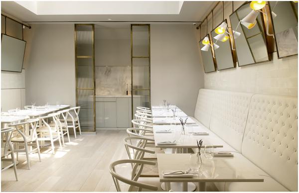 Ресторан Galoupet в Лондоне
