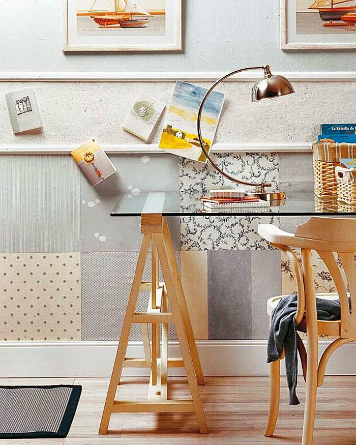 Роскошные фрагменты обоев в дизайне интерьера