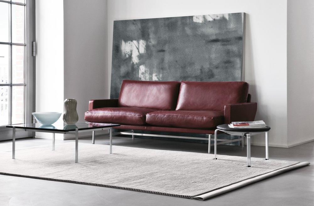 Диван Lissoni sofa от Piero Lissoni