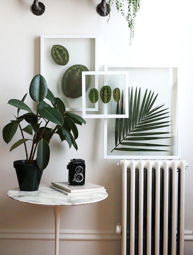 Необычные цветочные идеи декора комнаты - Фото 3