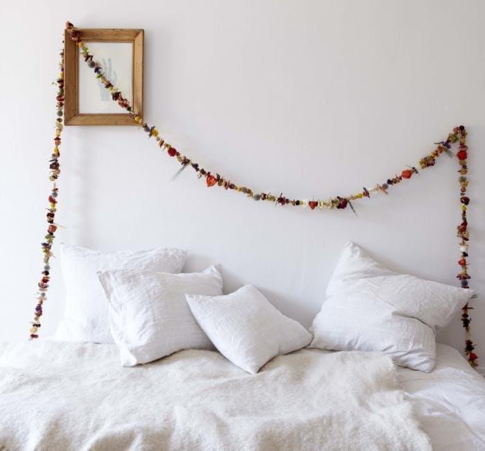 Необычные цветочные идеи декора комнаты - Фото 4