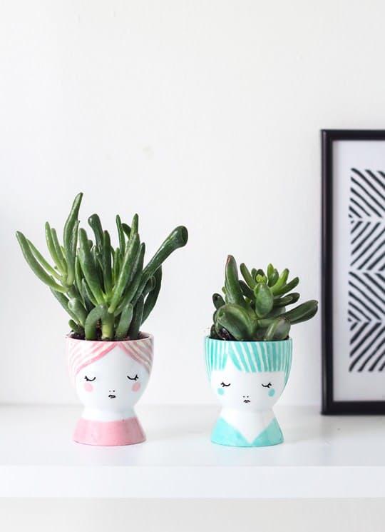 Необычные цветочные идеи декора комнаты - Фото 6