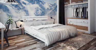 Идеи по украшению дома: как с помощью декорирования стен подготовиться к зимним праздникам