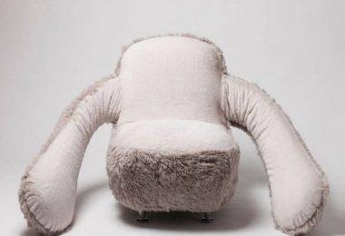 Необычный и милый вариант образной мебели