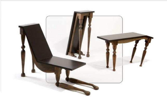 Дизайн образной мебели: кресло Animorfia от Toot Chen