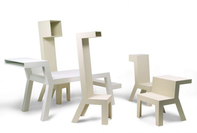 Дизайн образной мебели: кресло от Брэма Бу