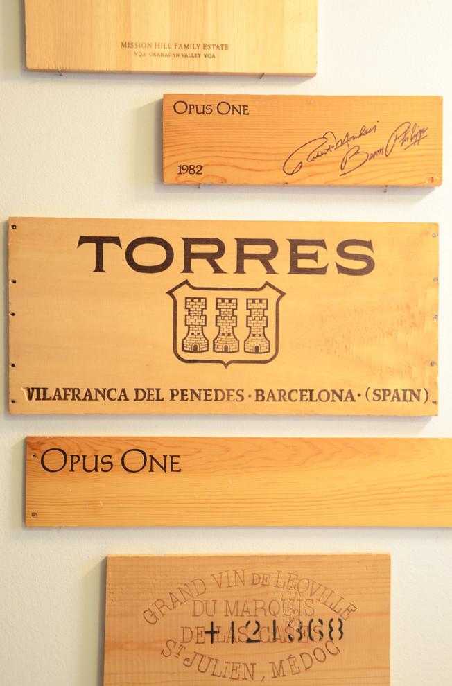 Идеи для вашего дома своими руками: деревянные плашки на стене