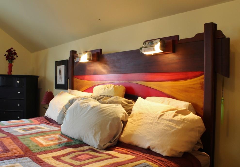 Идеи для вашего дома своими руками: подсветка на спинке кровати