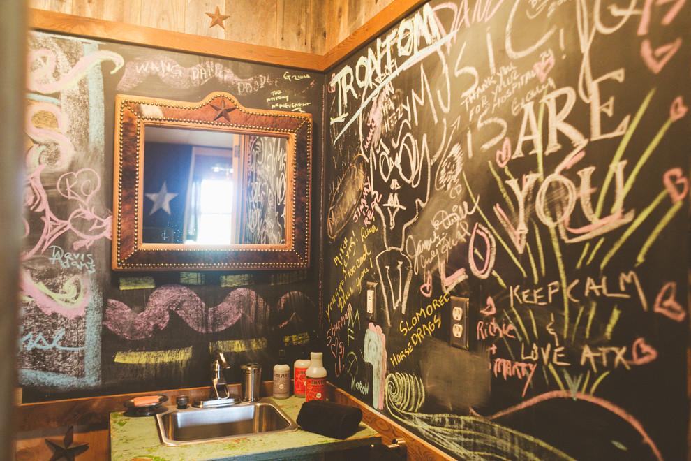 Идеи для вашего дома своими руками: рисунки на стенах в интерьере