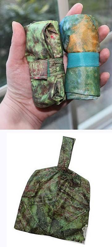 Идеи использования сломанных вещей: мешочки для металлических деталей
