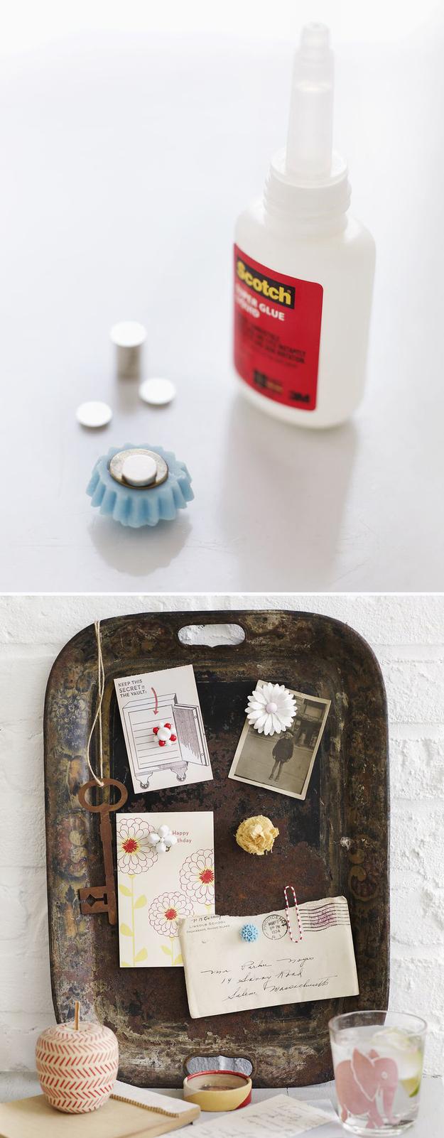Идеи использования сломанных вещей: сломанные броши