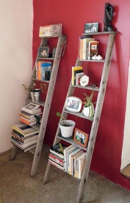 Идеи использования сломанных вещей: мини библиотека