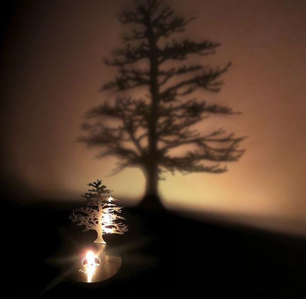 Арт-объект «Тень»