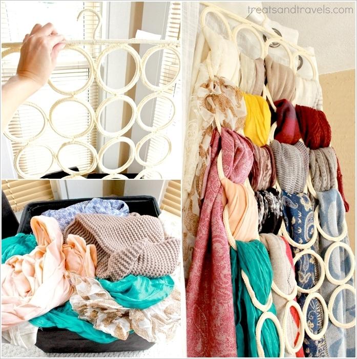 Система для хранения шарфов