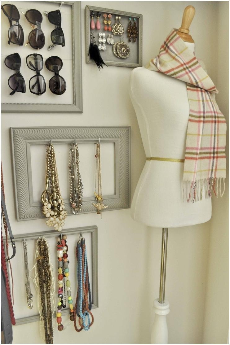 Система для хранения ювелирных изделий и очков