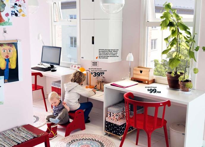 Чудесные предметы мебели из коллекции ИКЕА 2014