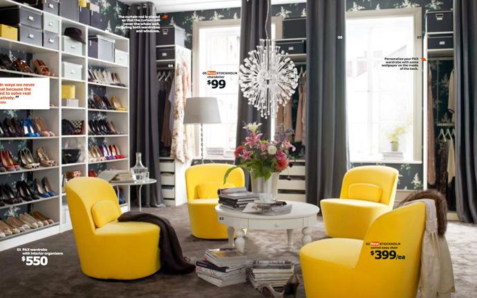 Восхитительные предметы мебели из коллекции ИКЕА 2014