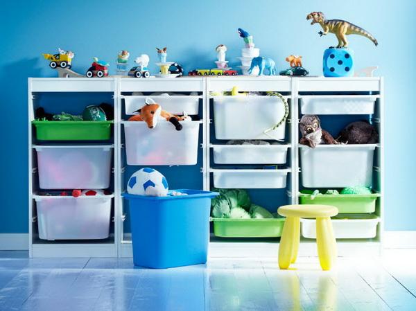 Шкаф для хранения игрушек от IKEA