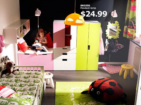 Детская для девочки от IKEA
