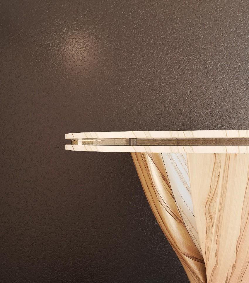 Дизайнерский стол Банан. Фото 3