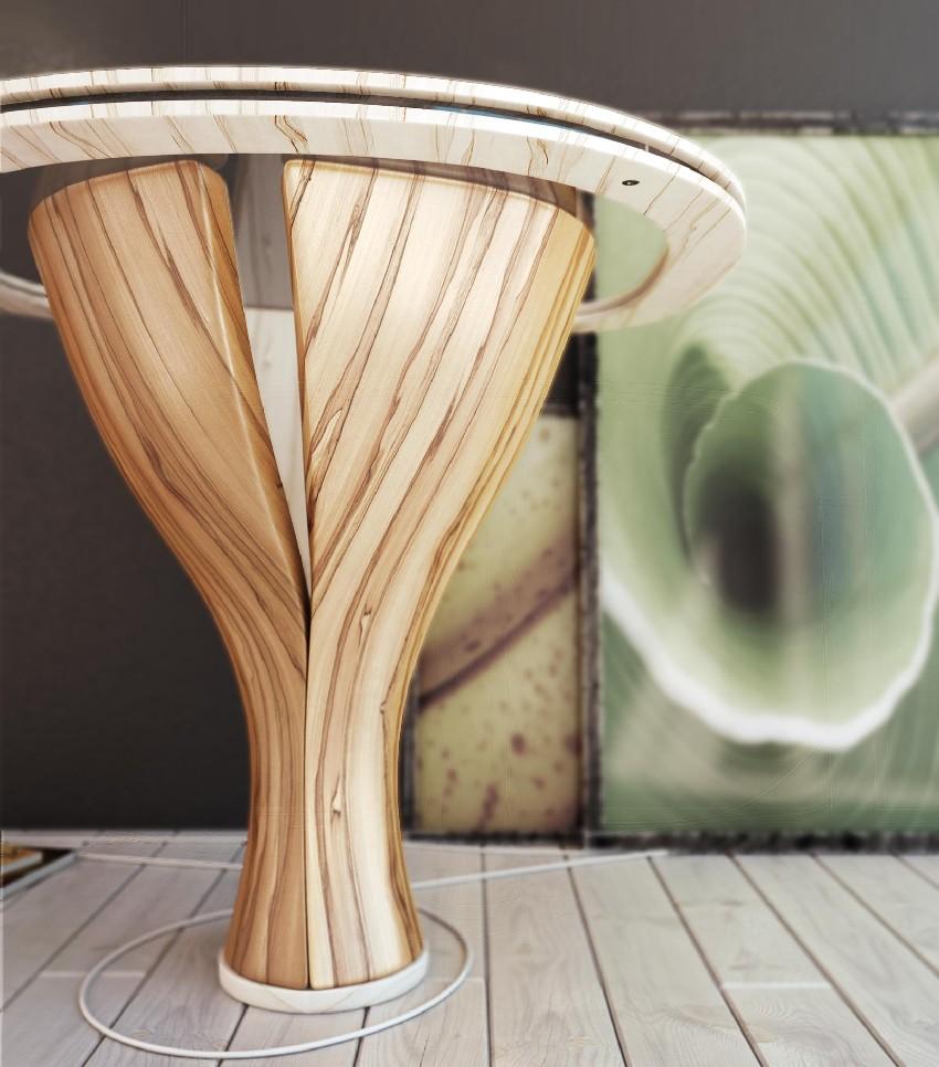 Дизайн стола Банан. Фото 4