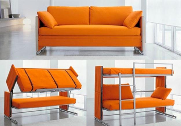 Чудесный диван-трансформер