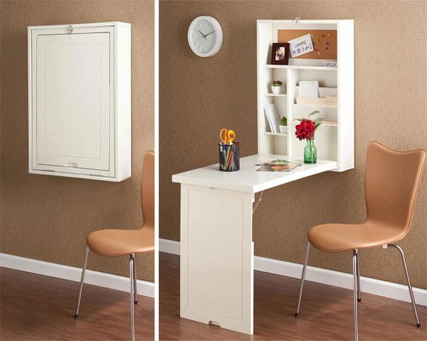 Дивный стул, стол-ящик