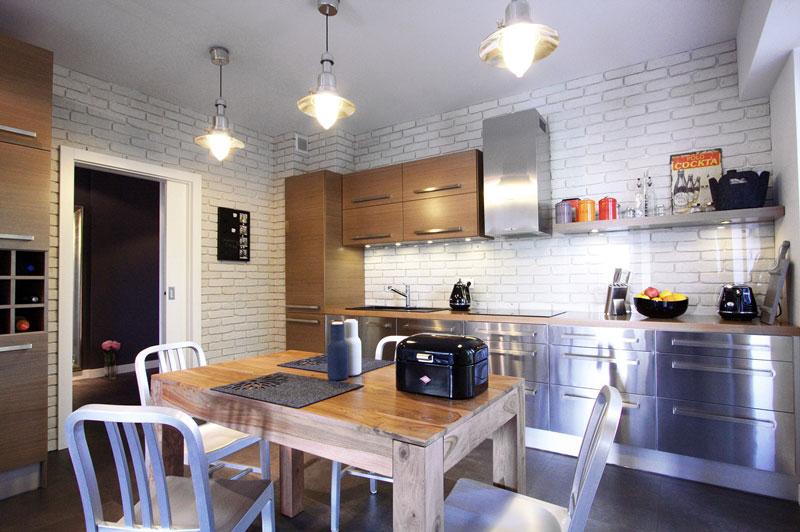 Апартаменты в Варшаве - отличный образец промышленного дизайна