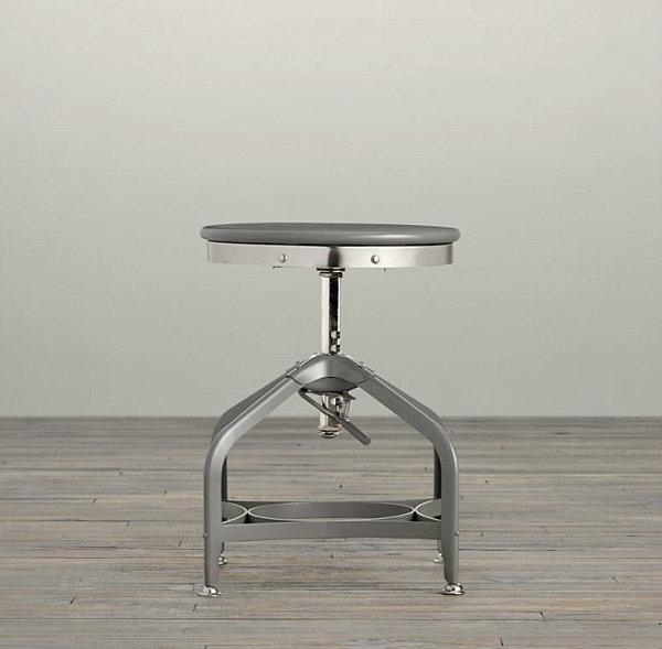 Винтажный обеденный стул