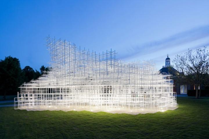 Последний проект этой выставки включил в себя шедевры, построенные Herzog & de Meuron и Ай Вэйвэй