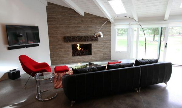 Сногсшибательное кресло Womb от Eero Saarinen