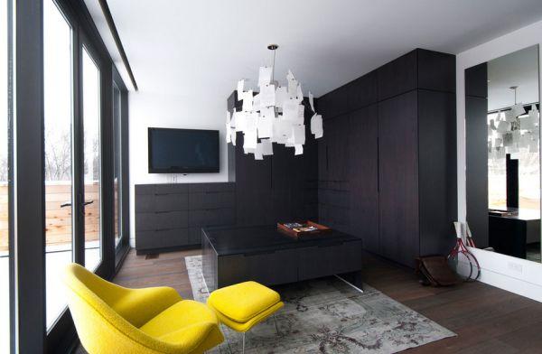Умопомрачительное кресло Womb от Eero Saarinen