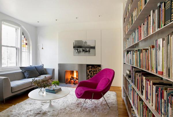 Великолепное кресло Womb от Eero Saarinen
