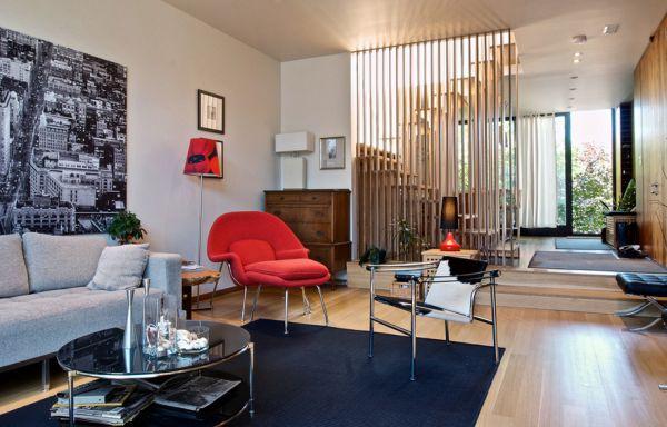Шикарное кресло Womb от Eero Saarinen