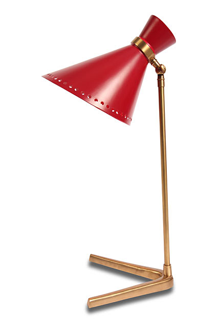 Оригинальный настольный светильник