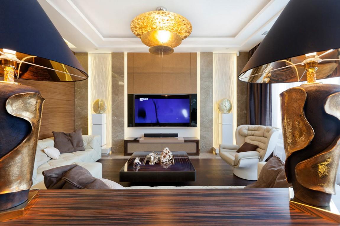 Cool ideas for art deco living rooms design