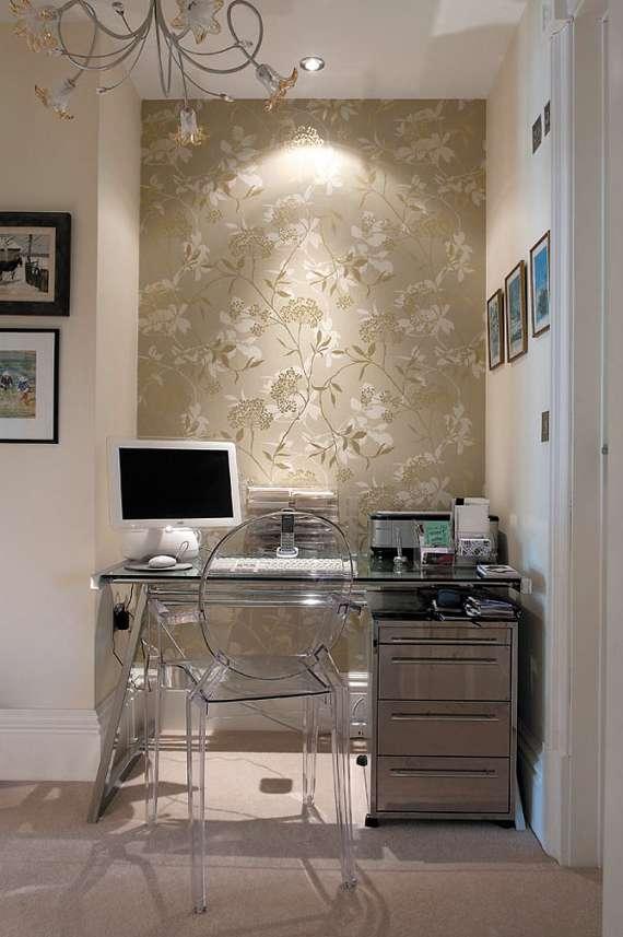 Домашний офис в тайском стиле